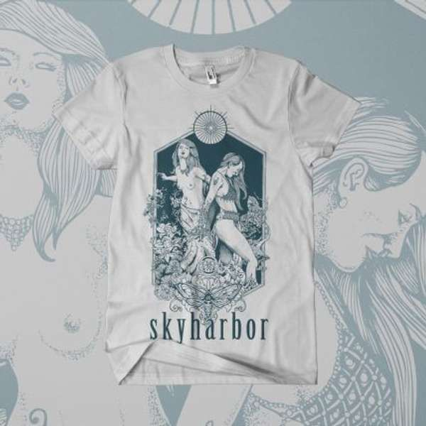 Skyharbor - 'Idle Minds' T-Shirt - Skyharbor
