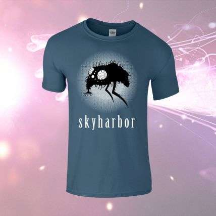 Skyharbor -  'Patience' T-Shirt - Skyharbor