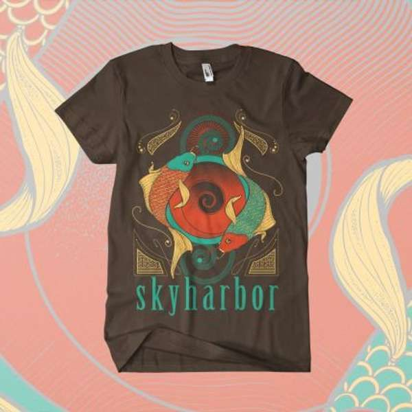 Skyharbor - 'Piscean' T-Shirt - Skyharbor
