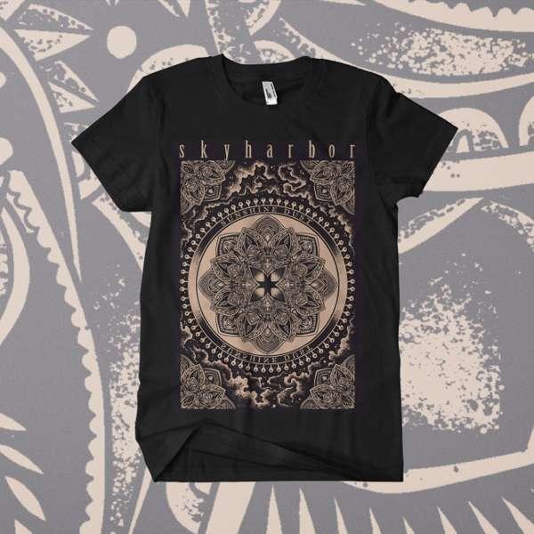 Skyharbor - 'Sunshine Dust' T-Shirt - Skyharbor