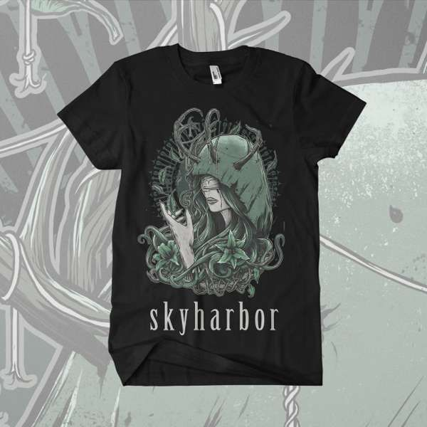 Skyharbor - 'Temptress' T-Shirt - Skyharbor