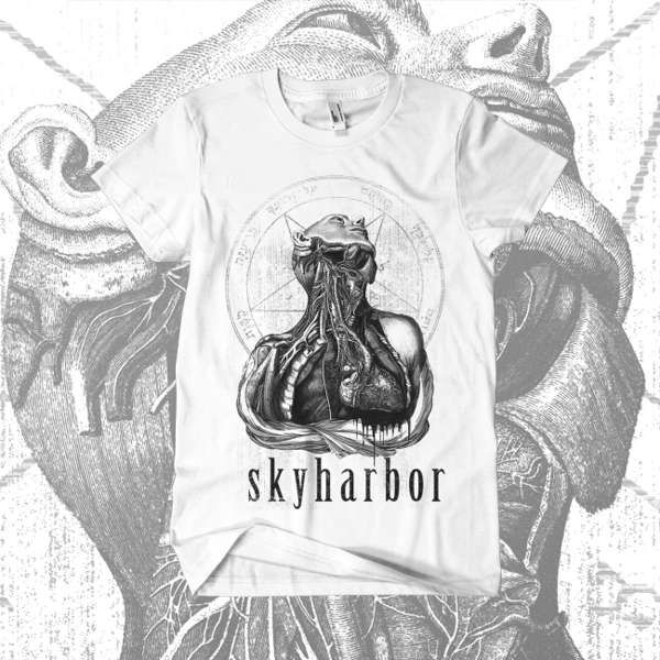 Skyharbor - 'Ugly Heart' T-Shirt - Skyharbor