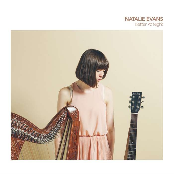 CD: Natalie Evans - 'Better At Night' - Small Pond