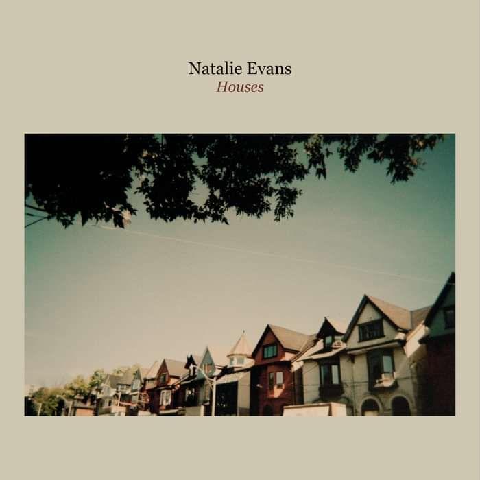 CD: Natalie Evans - Houses - Small Pond