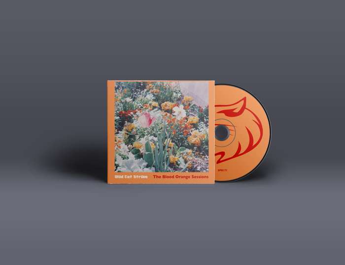 CD: Wild Cat Strike - The Blood Orange Sessions - Small Pond