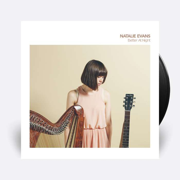 LP: Natalie Evans - 'Better At Night' - Small Pond