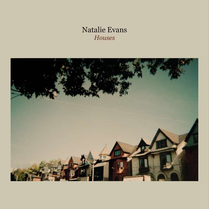 LP: Natalie Evans - 'Houses' - Small Pond