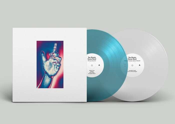 LP: The Physics House Band - 'Mercury Fountain' (Bonus Edition) - Small Pond