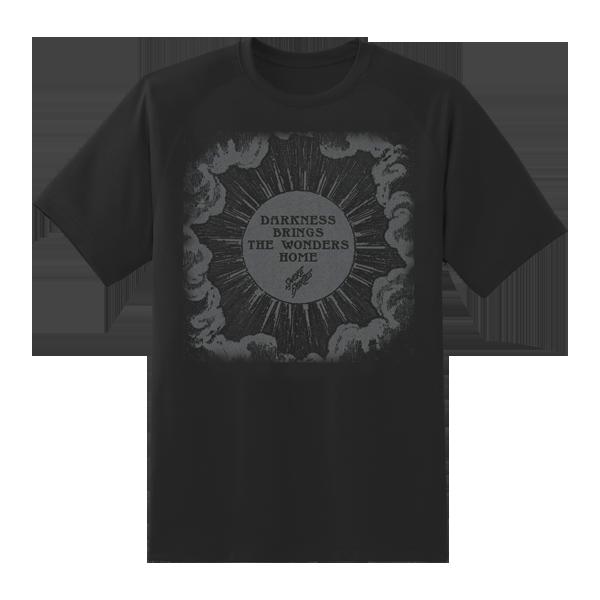 PRE-ORDER Smoke Fairies - 'Darkness Brings The Wonders Home' T-shirt - Smoke Fairies USD