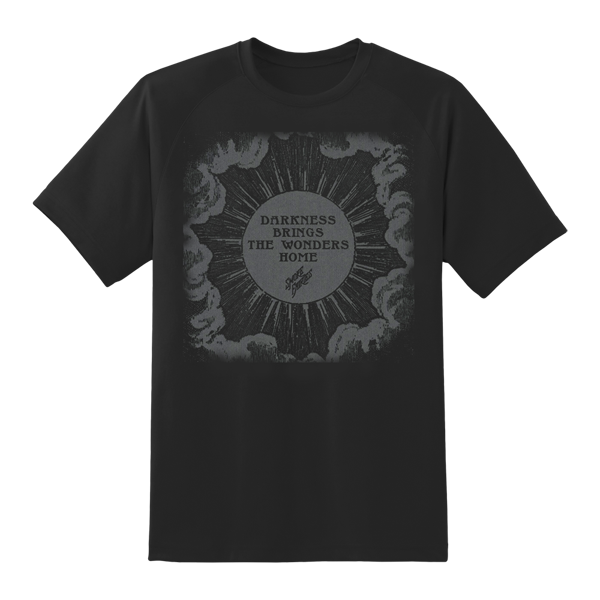 Smoke Fairies - 'Darkness Brings The Wonders Home' T-shirt - Smoke Fairies USD