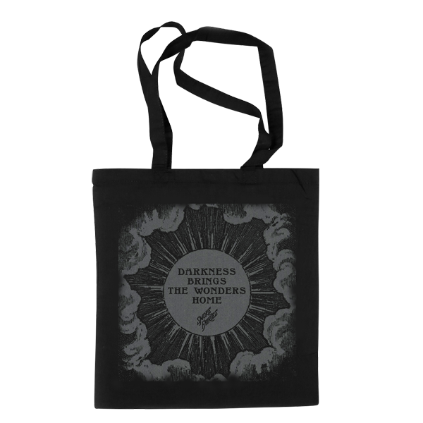 Smoke Fairies - 'Darkness Brings The Wonders Home' Tote Bag - Smoke Fairies USD