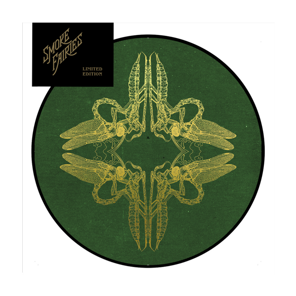 "SOLD OUT Smoke Fairies - Out Of The Woods/Disconnect Picture-disc 7"" w/Rough Trade Shops - Smoke Fairies USD"