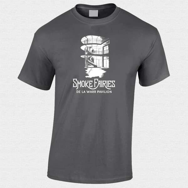 Live From De La Warr Pavilion: T-shirt - Smoke Fairies