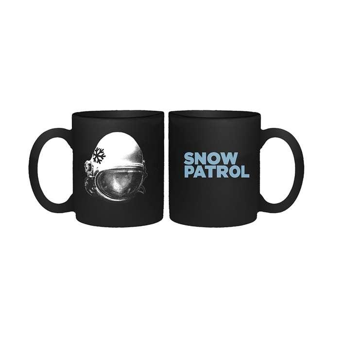 Astronaut Black Mug - Snow Patrol