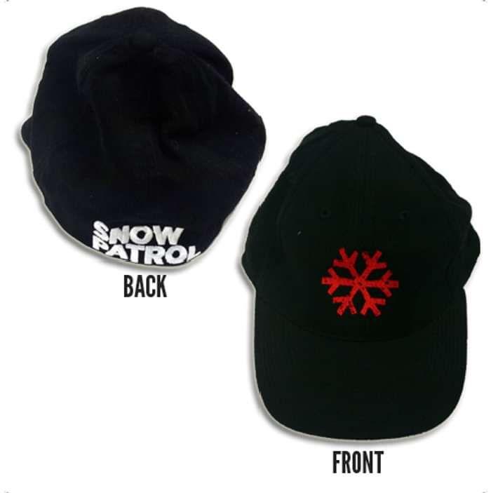 Cap Logo - Snow Patrol