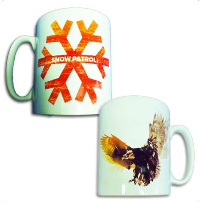 Eagle Mug - Snow Patrol