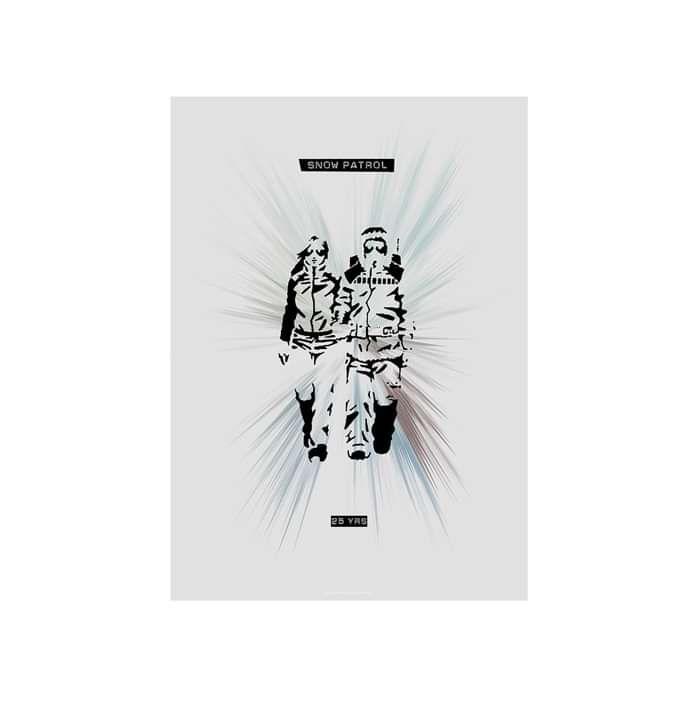 Final Straw Poster - Snow Patrol