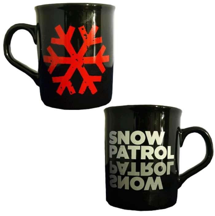 Flakes - Mug - Snow Patrol