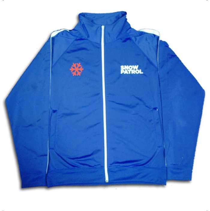 Jacket - Blue - Snow Patrol