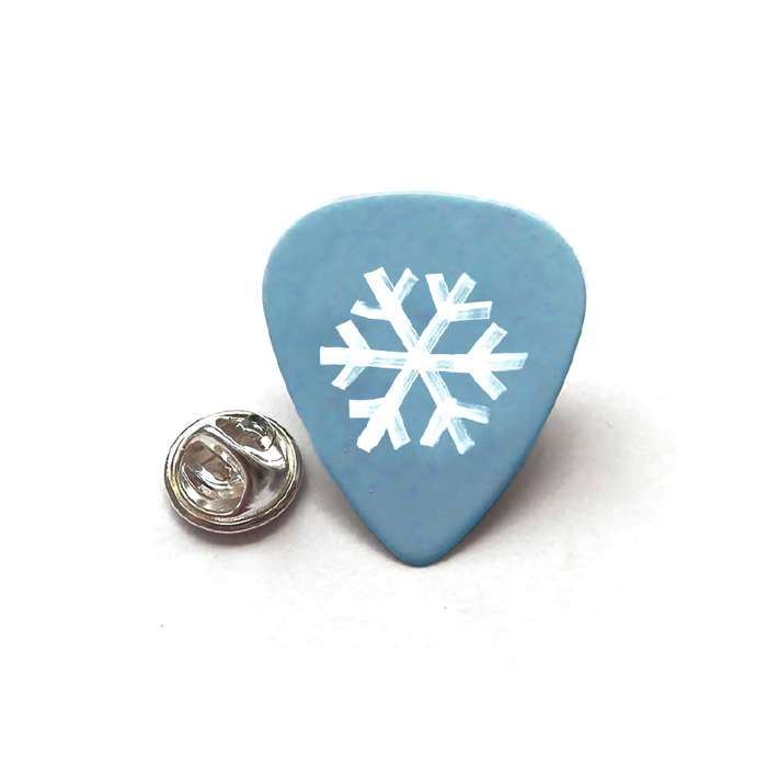 Plectrum Pin - Snow Patrol
