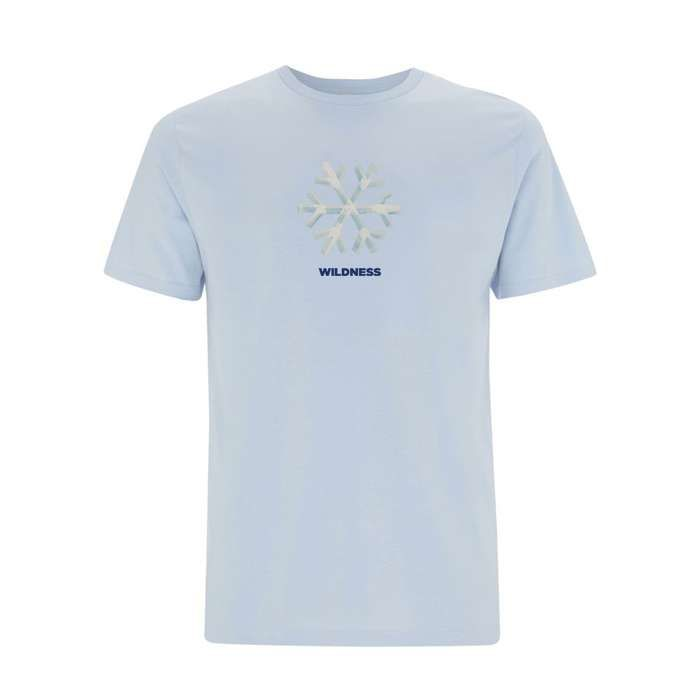 Snowflake Tour Date Back - Blue Tee - Snow Patrol
