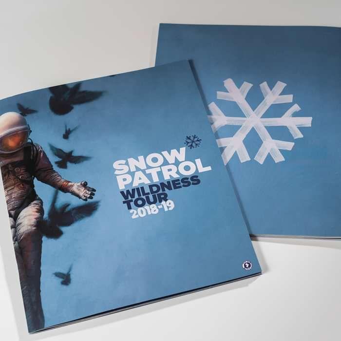 Wildness Tour – Tour Programme - Snow Patrol