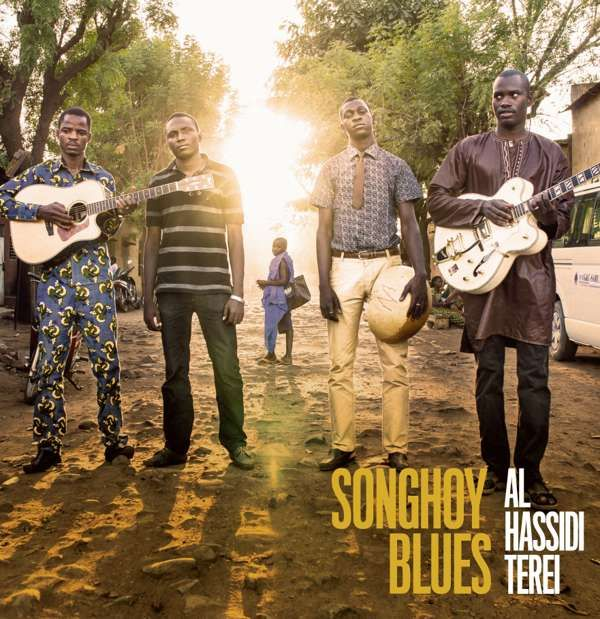 "Al Hassidi Terei - 7"" - Songhoy Blues"