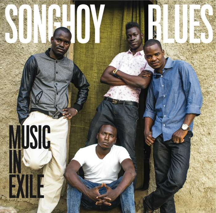 Music in Exile - LP - Songhoy Blues