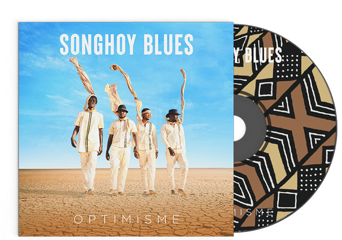 Optimisme - CD - Songhoy Blues