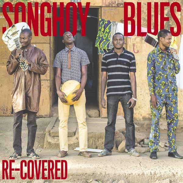 "Re-Covered - 12"" EP - Songhoy Blues"