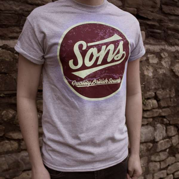 'Baseball' design T-shirt - Sons.