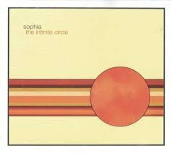 Sophia - The Infinite Circle (CD Album - Digipak) - Sophia