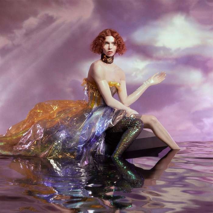 Oil Of Every Pearl's Un-Insides - LP - SOPHIE