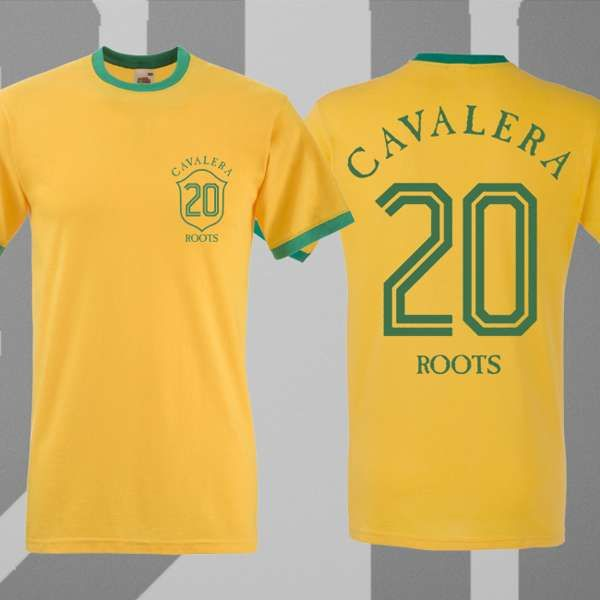 028136e200 Return to Roots -  Soccer  T-Shirt