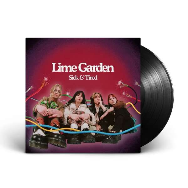 """Lime Garden - Sick & Tired (7"""" Vinyl) - So Young Records"""