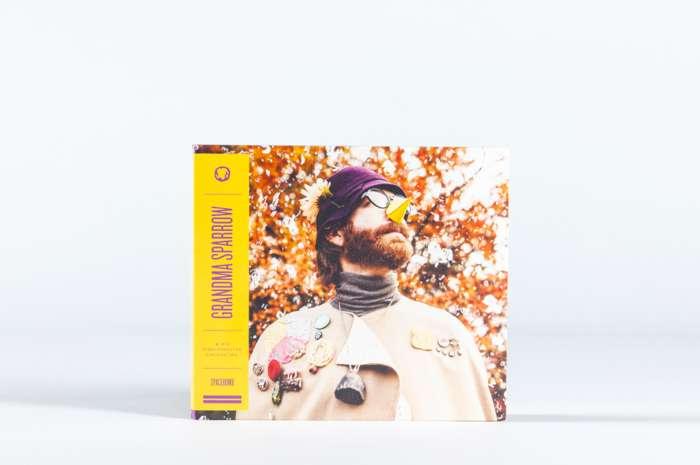 Grandma Sparrow & his Piddletractor Orchestra – CD - Spacebomb Records