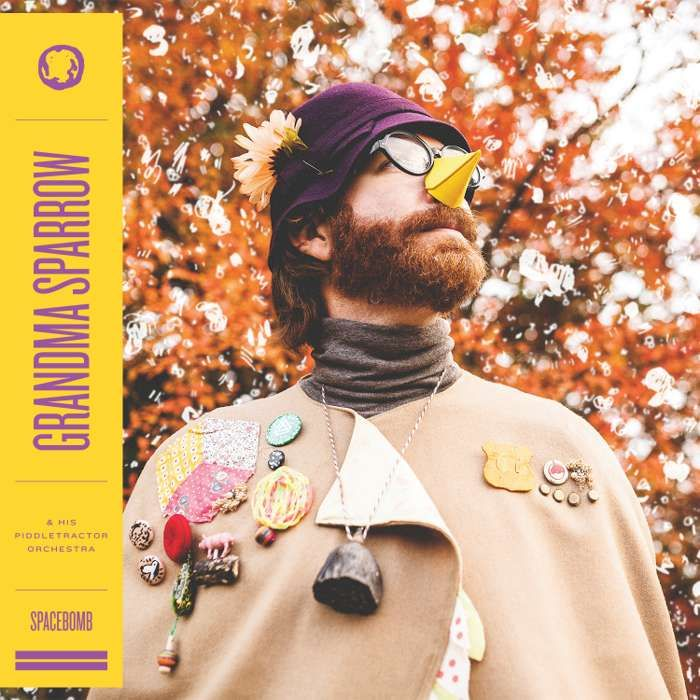 Grandma Sparrow – 'Grandma Sparrow & his Piddletractor Orchestra' – Digital Download - Spacebomb Records