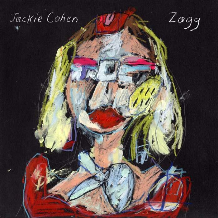 Jackie Cohen – 'Zagg' – Digital Download - Spacebomb Records