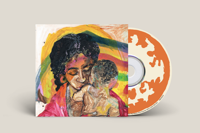 McKinley Dixon — 'For My Mama And Anyone Who Look Like Her' — CD - Spacebomb Records