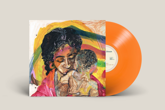 McKinley Dixon — 'For My Mama And Anyone Who Look Like Her' — Mango Vinyl - Spacebomb Records