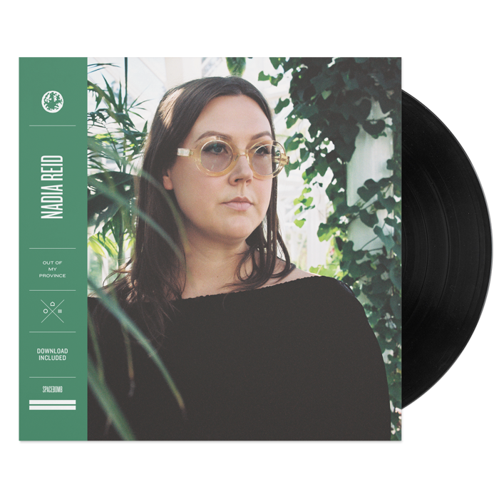 Nadia Reid – 'Out of My Province' – Black vinyl - Spacebomb Records