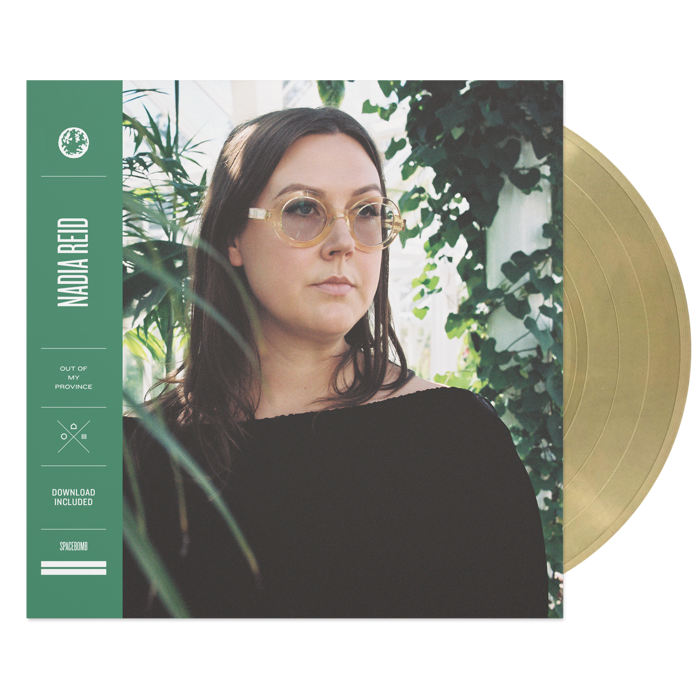 Nadia Reid – 'Out of My Province' – Gold vinyl - Spacebomb Records