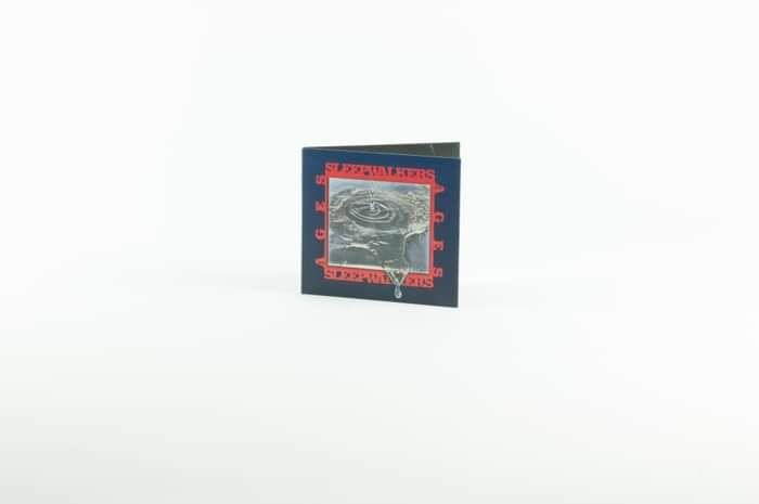 Sleepwalkers – 'Ages' – CD - Spacebomb Records