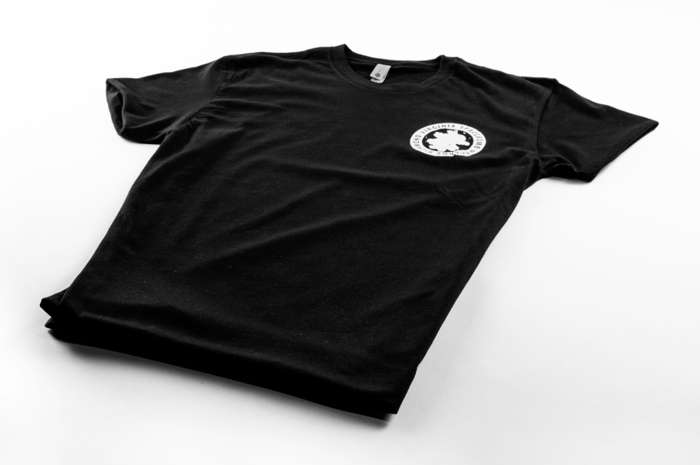 Spacebomb Black Classic T-shirt - Spacebomb Records