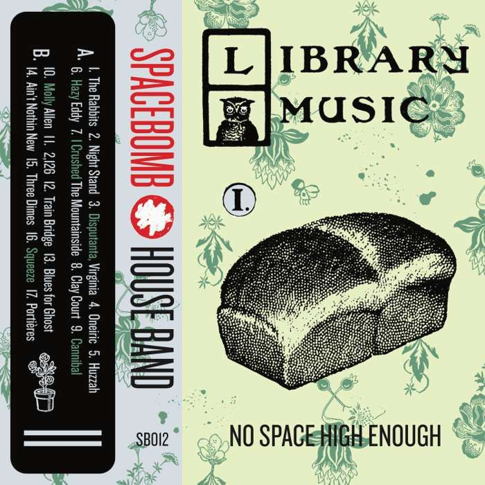 Spacebomb House Band – Library Music I: No Space High Enough – Digital Download - Spacebomb Records