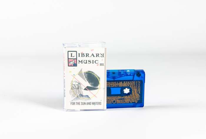 Spacebomb House Band – Library Music III: For the Sun and Waters – Cassette (Limited Edition) - Spacebomb Records