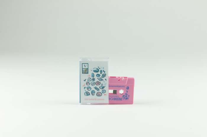 Spacebomb House Band – V: Gold-Toothed & Lonesome –Cassette - Spacebomb Records