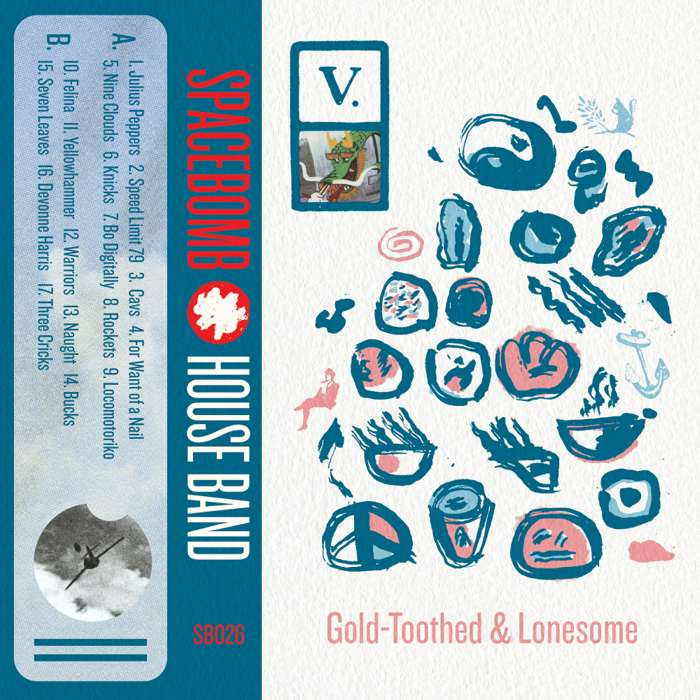 Spacebomb House Band – V: Gold-Toothed & Lonesome – Digital Download - Spacebomb Records