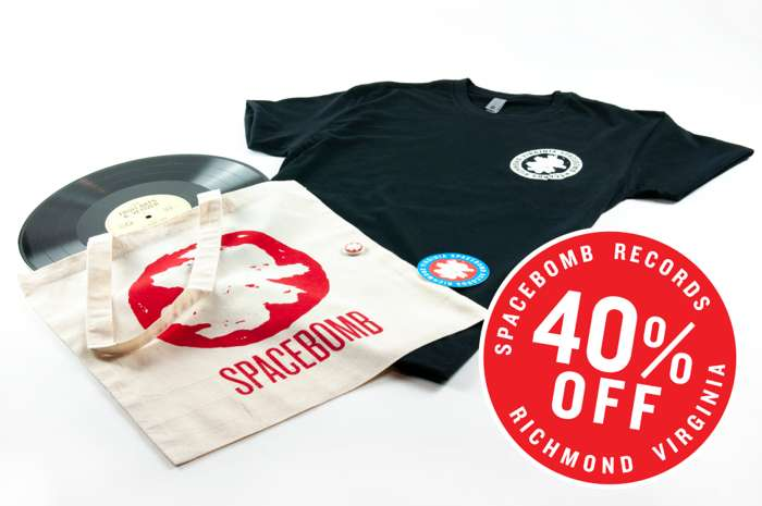Spacebomb Starter Kit (Vinyl) - Spacebomb Records