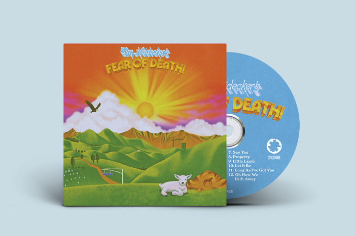 Tim Heidecker — 'Fear of Death' — CD - Spacebomb Records